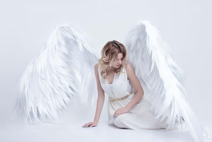 慈愛の天使